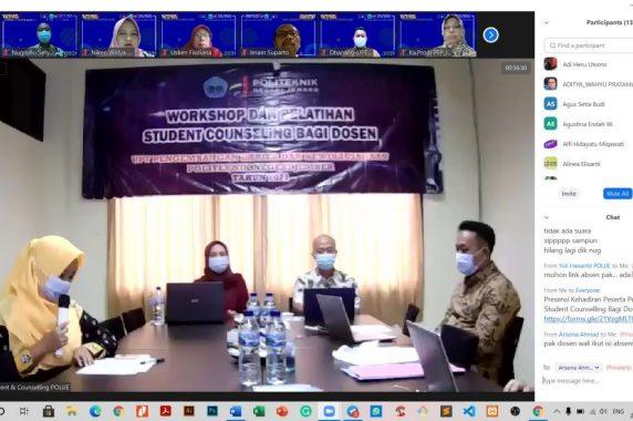 OPTIMALKAN PEMBIMBINGAN MAHASISWA, TINGKAT KOMPETENSI STUDENT COUNSELLING